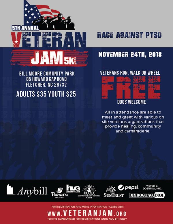 Veteran Jam Race