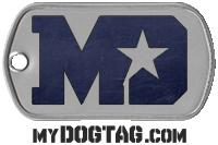MyDogtag.com Medium Dogtag Logo