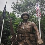 National Vietnam War Day Veterans Memorial in Hayfield Minnesota (Instagram)
