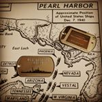 Pearl Harbor commemorative Dog Tags (Instagram)
