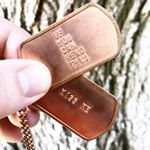 Proposal Dogtags on Instagram