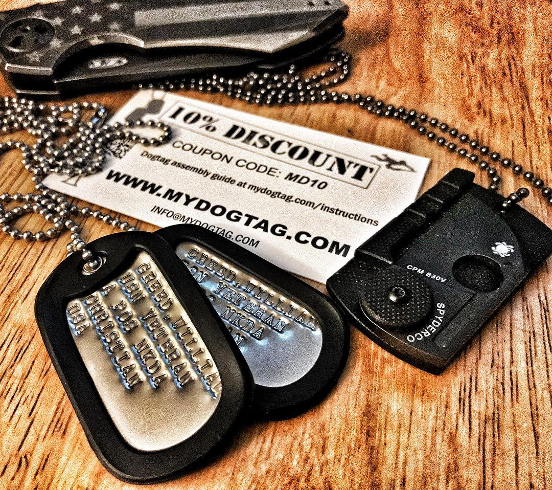 military dog tags generator customized id dogtags for people pets