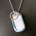 Spouse Dog Tags on Instagram