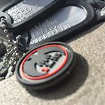 Team Player Dog Tags (Instagram)