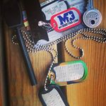 Bible Verse Dog Tags (Instagram)