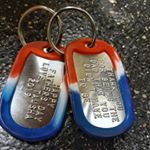 Fathers Day Dogtags (Instagram)