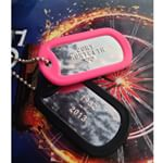 Heartthrob Dogtags on Instagram