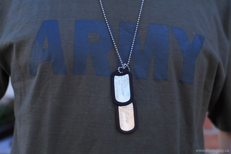 When Do You Get Dog Tags In The Marines