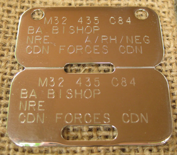 Military Dogtags