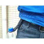 Quick Release Bottle Carrier on belt