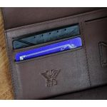 Card Knife in wallet