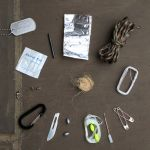 Paracord Survival Kit accessories photo