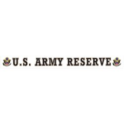 U.S. Army Reserve Decal