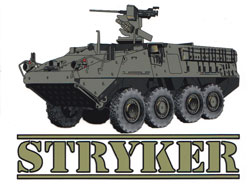 Stryker Decal