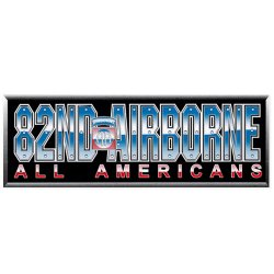 82nd Airborne Decal