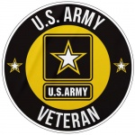 U.S. Army Vet Decal