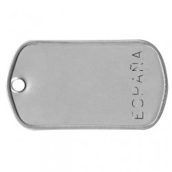 Spanish Marines Dog Tag