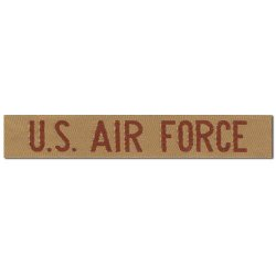 U.S. Air Force Name Tape (Desert)