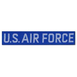 U.S. Air Force Name Tape (Subdued)