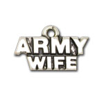Army Wife Pendant -$3.99