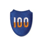 100th Infantry Division Patch