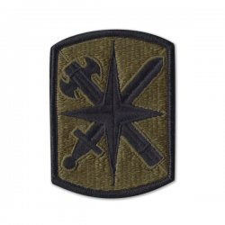 14th Military Police Brigade Patch (subdued)