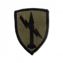1st United States Missile Command Patch (subdued)