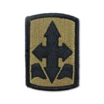 29th Infantry Brigade Patch (subdued)