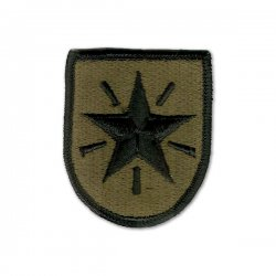 36th Infantry Brigade Patch (subdued)