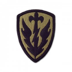 504th Military Intelligence Brigade Patch (subdued)