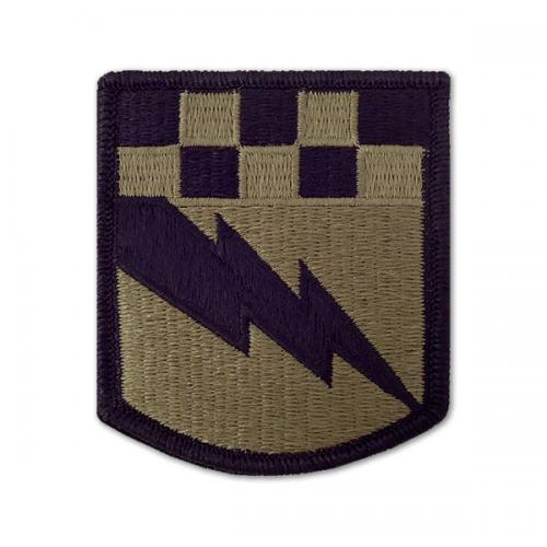 525th Expeditionary Mib Patch Subdued