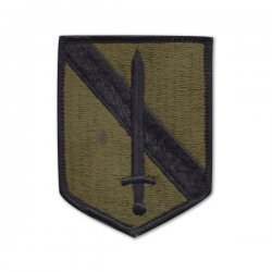 73rd Infantry Brigade Patch (subdued)