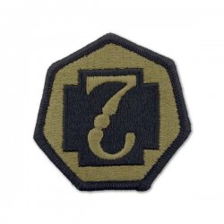 7th MEDCOM Patch (subdued)