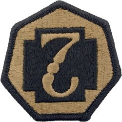 7th MEDCOM Patch