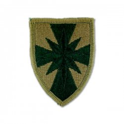 8th Theater Sustainment Command Patch (subdued)