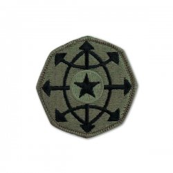 Criminal Investigation Command Patch (subdued)
