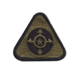 Individual Ready Reserve Alpha Units Patch (subdued)