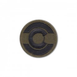 National Guard Colorado Patch (subdued)