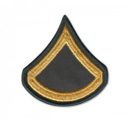 Private First Class Shoulder Patch