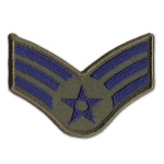Senior Airman Patch