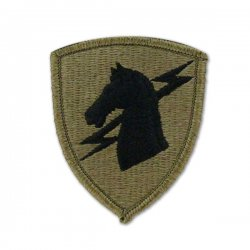 Special Operations Command Patch (subdued)