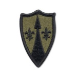 Theater Army Support Cmd Europe Patch (subdued)