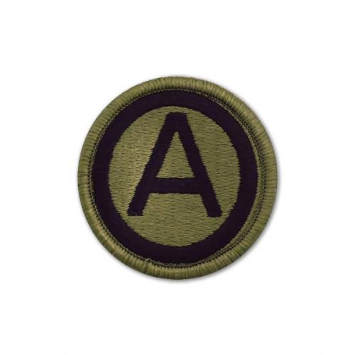 U S  Army Central Patch (subdued)
