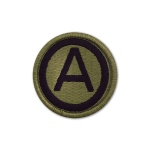 U.S. Army Central Patch (subdued)