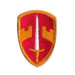 U.S. Military Assistance Command Patch
