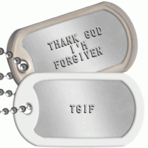 Christian Dog Tags