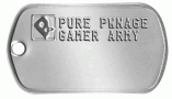 Pure Pwnage Dogtag