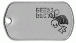 Bee23 Dog Tag