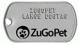 Zugopet Dog Tag