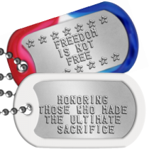 Memorial Dogtags